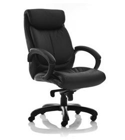 כיסא מנהלים גבוה ריפוד PU דגם קרטייה