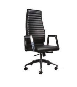 כיסא מנהלים גבוה ריפוד PU דגם מארק