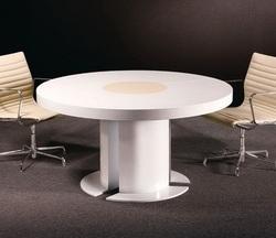שולחן ישיבות עגול דגם 2983C