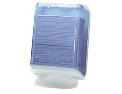 מתקן קיר פלסטיק למגבות נייר צץ רץ
