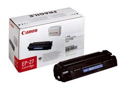 טונר שחור מקורי Canon EP-27