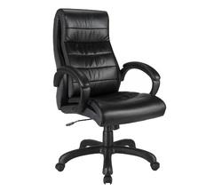 כיסא מנהלים גבוה ריפוד PU דגם שאנל