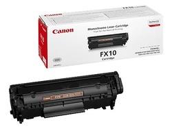 טונר שחור מקורי Canon FX10