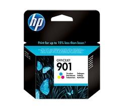 ראש דיו צבעוני מקורי HP 901 - CC656AE