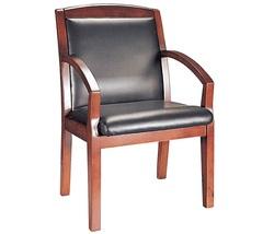 כסא אורח מפואר ריפוד PU דגם MM204