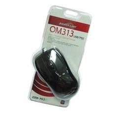 עכבר אופטי חוטי Silver Line OM313