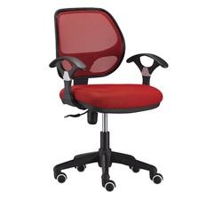 כסא מזכירה  ריפוד רשת דגם לידו