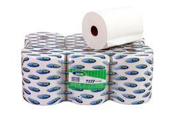 6 גלילי מגבת נייר דו שכבתי למתקני קונטרול