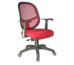 כסא מחשב אורתופדי גב רשת דגם ברוש