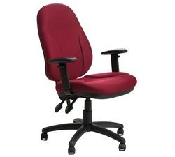 כסא מחשב עם ידיות מתכווננות דגם מירון