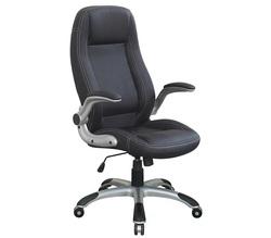 כיסא מנהלים גבוה ריפוד PU דגם קרוז