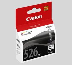 ראש דיו שחור מקורי Canon CLI-526 BK