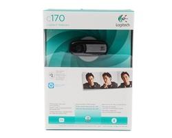 מצלמת אינטרנט עם מיקרופון Logitech C170