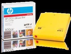קלטת גיבוי נתונים HP LTO-3 C7973 800GB