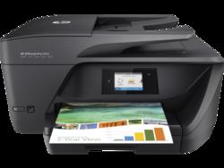 מדפסת משולבת HP OfficeJet Pro 6960