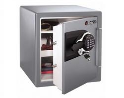 כספת אלקטרונית חסינת אש Sentry Safe MS3817