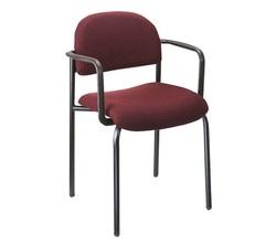כסא אורח עם ידיות דגם רקפת 7069