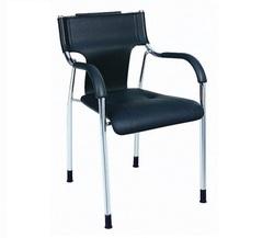 כסא אורח ריפוד PU דגם נועם