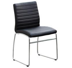 כסא אורח ריפוד PU דגם מונטנה