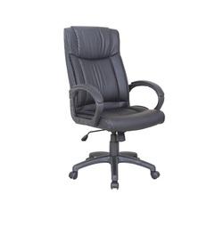 כסא מנהל גבוה ריפוד PU דגם עמית