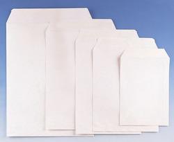 מעטפות סיליקון לבנות באריזה של 100