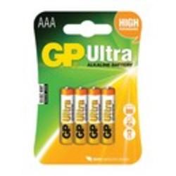 8 סוללות AAA מירקייס/GP