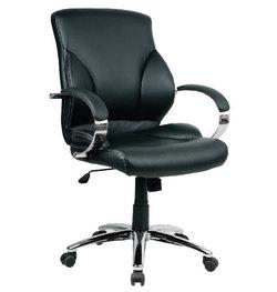 כסא מנהלים גב PU דגם בראוו נמוך