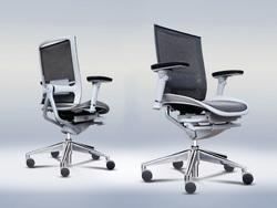 כסא מנהלים גב רשת דגם אינפניטי נמוך