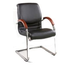 כסא אורח מפואר ריפוד PU דגם ניו יורק