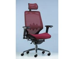 כסא מנהלים גב רשת דגם לקסוס גבוה