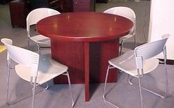 שולחן ישיבות עגול דגם 312A