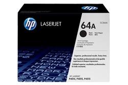 טונר שחור מקורי HP 64A CC364A
