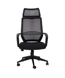 כסא מנהלים גב רשת דגם גלבוע גבוה