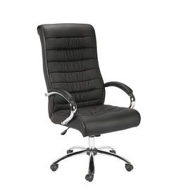כיסא מנהלים גבוה ריפוד PU דגם סטאר