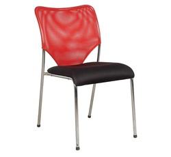 כסא אורח גב רשת ללא ידיות דגם מיאמי