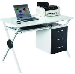 שולחן מחשב דגם רדיוס