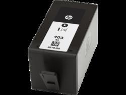 מחסנית דיו מקורית בשחור בעלת תפוקה גבוהה HP 903XL