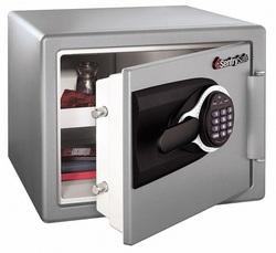 כספת אלקטרונית חסינת אש Sentry Safe MS0607