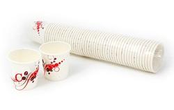 50 כוסות נייר לשתייה חמה