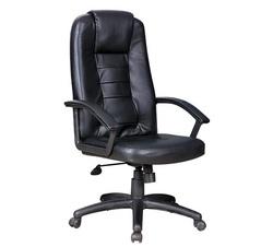 כיסא מנהלים גבוה ריפוד PU דגם ספיר