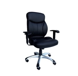 כיסא מנהלים ריפוד PU דגם אופטימה