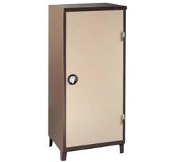 ארון משרדי נמוך ממתכת דלת אחת דגם 701