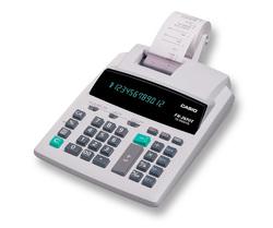 מכונת חישוב -Casio FR-2650T.