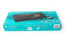 סט מקלדת ועכבר אלחוטיים Logitech MK520