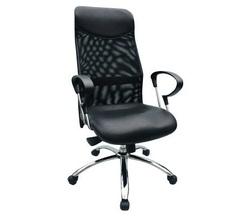 כסא מנהלים גב רשת דגם פניקס גבוה