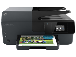 מדפסת HP Officejet Pro 6830 e-All-in-One