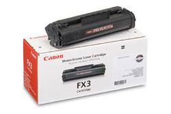 טונר שחור מקורי Canon FX3