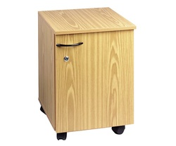 ארון נייד מעץ עם נעילה דגם 821