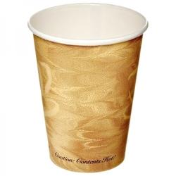 1000 כוסות מנייר גדולות  לשתייה חמה 10 oz