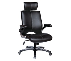 כיסא מנהלים גבוה ריפוד PU דגם יגואר